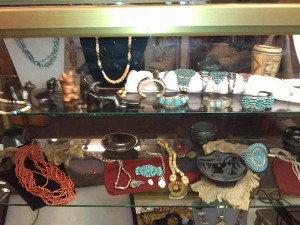 Jewelry assortment display